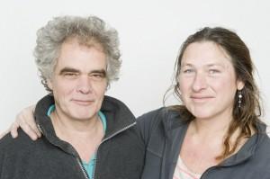 Mirjam Spanier en Derk van Nouhuys